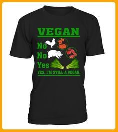 Vegan no no yes - Vegan shirts (*Partner-Link)