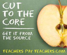 Teachers Pay Teachers! Amazing resource!