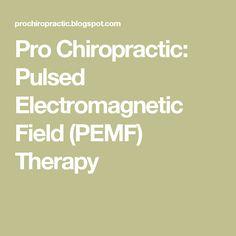 8 Best PEMF images in 2017 | Electromagnetic field, Health