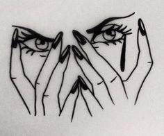 I love fineliner drawings