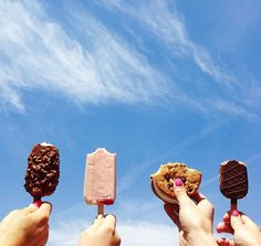 ice cream gang // #pbinspo