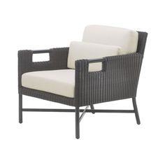 McGuire Furniture: Thomas Pheasant Outdoor Lounge Chair: No. TP-50