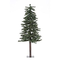 Vickerman Natural Alpine TreeUnlit 4Feet Green -- Find out more about the great product at the image link. (This is an affiliate link) #KitchenGadgets
