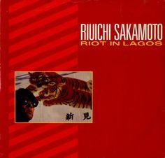 "Ryuichi Sakamoto Riot In Lagos UK 12"" vinyl single (12 inch record ..."