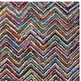 Found it at Joss & Main - Luna Chevron Hand-Tufted Area Rug