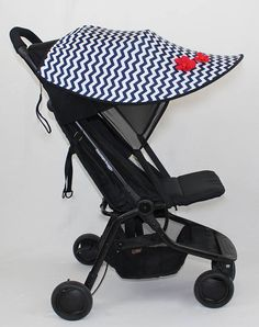 Stroller canopy Canopy extender Stroller Shade Stroller cover Custom canopy with UPF 50+ u0027Ladybugu0027 & Stroller canopy Canopy extender Stroller Shade Stroller cover ...