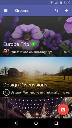 Secret Android App