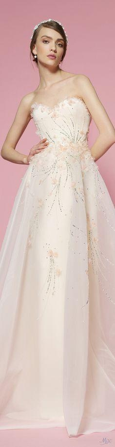 Spring 2018 Bridal Georges Hobeika