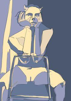 by Aliisa Ahtiainen, 24/11/16, figure drawing, gesture drawing, life model drawing, iPad Pro, Procreate Gesture Drawing, Ipad Pro, Princess Zelda, Models, Drawings, Illustration, Fictional Characters, Art, Illustrations