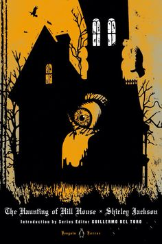 Halloween Reads: The Haunting of Hill House.
