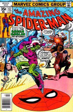 The Amazing Spider-Man #177 - February 1978
