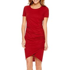 Red Christmas dress  - JCPenney