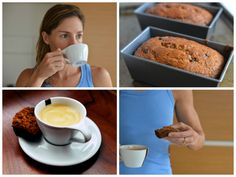 Chocolate Chip Banana Bread (with Carrots!) by Athlete Food (www.athletefood.com)