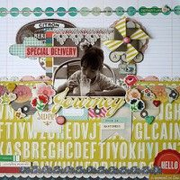 A Project by KyokoMatsumura from our Scrapbooking Gallery originally submitted 10/14/12 at 12:09 AM