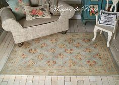 Romantic traditional French Cottage style 112 by maisondepetite, $10.00