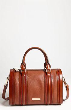 Burberry Leather Satchel | Nordstrom
