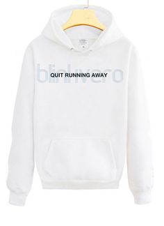 Quit running away hoodie girls and mens hoodies unisex adult //Price: $30 & FREE Shipping //     #t shirts