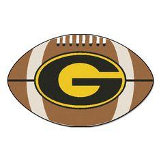 Grambling State Football Rug 20.5x32.5