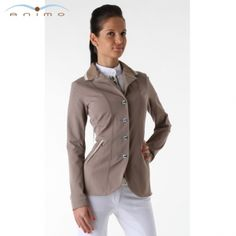 The Lilly Show Jacket by Animo Italia, priced at £429 - Follow the link http://www.justriding.com and speak to us about a discount on this price!!