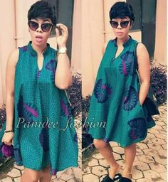 African Fashion Is Hot African Fashion Ankara, Latest African Fashion Dresses, African Print Fashion, Africa Fashion, Short African Dresses, African Blouses, African Print Dresses, Moda Afro, Modelos Fashion