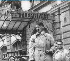 Hitler and Hess 1926