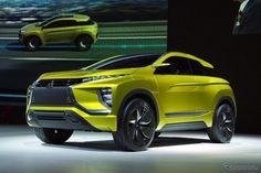 Lộ diện Mitsubishi ASX thế hệ mới qua xe concept eX - Tpauto.com.vn