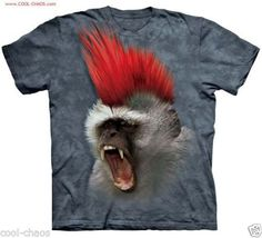 Punk Monkey T-Shirt