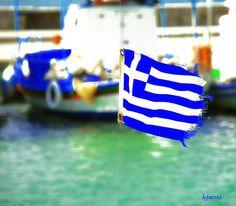Lamb Meatloaf with Greek Seasoning - Au Naturale! Greek Flag, Go Greek, Greece Destinations, Greek Seasoning, Greek Cooking, Greek Islands, Beautiful Islands, Meatloaf, Independence Day