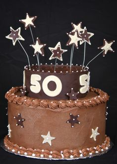 50th Birthday Cake Designs 8 | Cake Design And Decorating Ideas