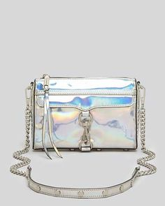 Rebecca Minkoff Holographic bag