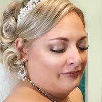 2018 Bride Airbrush Makeup, Brides, Fashion, Moda, Fashion Styles, The Bride, Fashion Illustrations, Wedding Bride, Bridal