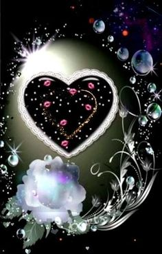 Love Heart Images, Love You Images, Animated Heart, Animated Love Images, Rose Flower Wallpaper, Heart Wallpaper, Good Night Gif, Good Night Image, Beautiful Love Pictures