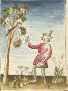 Bellifortis VerfasserKyeser, Conradus  ErschienenElsaß, [um 1460] Ms. germ. qu. 15  Folio 188r