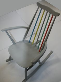 ERCOL PAINTED CHAIR - Google Search