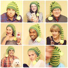Ravelry: Jingle & Jangle Elf Hat pattern by Trisha Mitberg a free pattern
