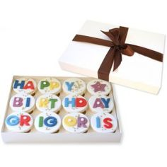 #Birthday #Cupcakes Delivery in #UK