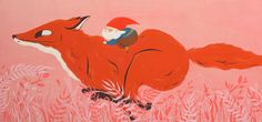 David the Gnome rode a fox. And foxes are sneaky. Therefore gnomes are sneaky. POP CULTURE WORKS - LAUREN GREGG