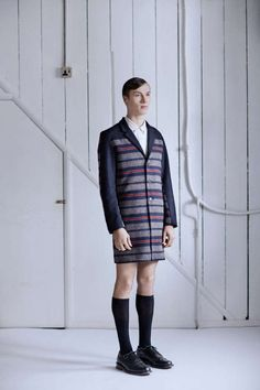 The Dodd 2013 F/W Collection is Clean and Contemporary #coats #mensfashion trendhunter.com