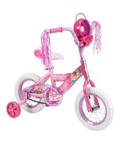 Look what I found on #zulily! Pink Disney Princess Bike #zulilyfinds