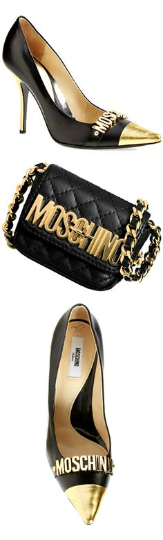 ahhh those were the days, huh? Moschino ● FW 2014- LadyLuxury #thenanny