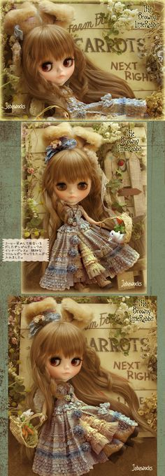 by Jabawocks Atelier, The Browny Little Rabbit