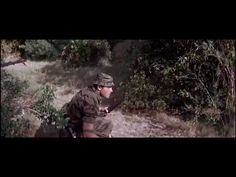 THE GREEN BERETS - Mike Henry bites it