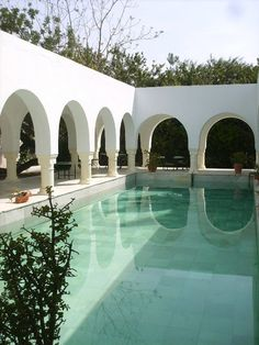 A Touch of Greece in Tunisia - Villa San Sebastian - Hammamet - By me :)