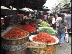 [다큐클래식] 아시아 음식문화 기행 11회-혀끝으로 느끼는 물과 절의 나라: 태국 / A Food Taste of Asia #11-Thai Food - YouTube