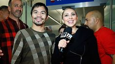 PHOTOS Manny Pacquiao lands in Los Angeles  http://www.boxingnewsonline.net/photos-manny-pacquiao-lands-in-los-angeles/ #boxing  Photo @4MikeyWilliams