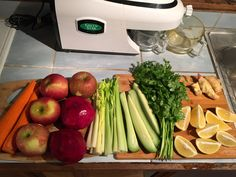 Heal All Juice Recipe
