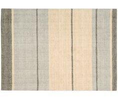 Handgewebter Teppich Tundra