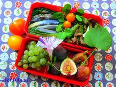 Bento box (eggplant)