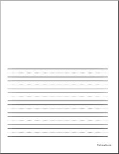 printable writing paper with lines and drawing space Printable story paper for drawing, practice handwriting, early creative writing and visual arts concepts for preschoolers, kindergarden and early elementary home new printable activities handwriting story paper two primary handwriting lines with.