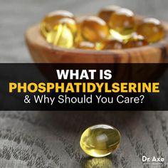 Phosphatidylserine - Dr. Axe http://www.draxe.com #health #holistic #natural